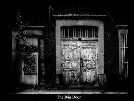 Big Door by DavidsDRK