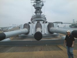 Blacktail visits the USS Iowa! Part 17 by BlacktailFA
