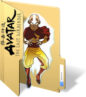 Avatar TLA Folder Icon by GreedLin
