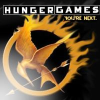 The Hunger Games Something by bob-a-loo
