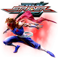 Strider 2014 by POOTERMAN