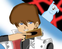 When Kaiba Smiles by Sincity2100