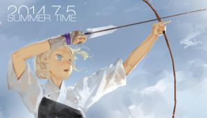 SUMMER TIME 2014 7 5 by el-zheng