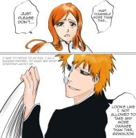 Bleach Chap.283 Real Meaning by yumehime04