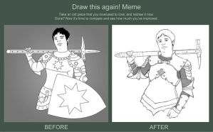 Before and After Meme: Brig by Karbacca