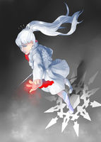 White is Cold and Always Yearning by Neverominin
