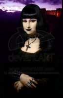 dark monnalisa by darkclub