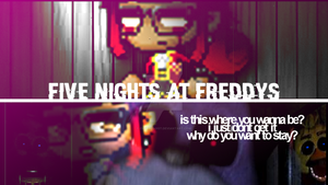 FIVE NIGHTS AT FREDDYS by Foundest