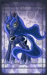 Princess Luna of the night by raptor007