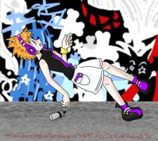 The World Ends Without You by harvestmoonluvr