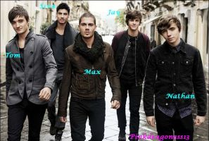 The wanted by PinkDragoness13