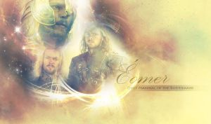 Eomer wallpaper by Paint-tin