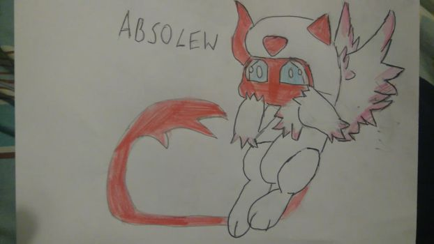 Oc Absolew by vocaloidninja1999