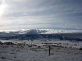Blanket Covered Mountain by MoonStar18