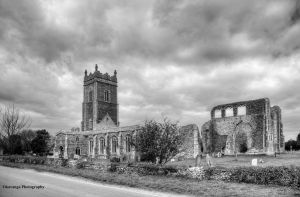 Southwold - Walberswick Church by Okavanga