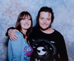 Me and Edward Furlong by LadyKryptonite294