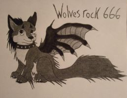 Contest Entry Wolvesrock666 by Roguepsycho666