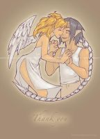 Chrono Crusade: Happy Ending by ahnline