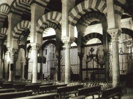 mosque of Cordoba 4 by Artimise