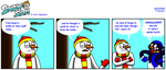 Snow Sam Comic 32 by BluebottleFlyer