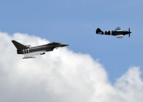 D-Day Flypast by homicidal45