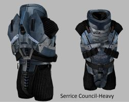 Serrice Council-Heavy by Spartan-279