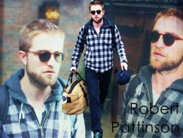 Wallpaper RobertPattinson by MaaLiiPattinson