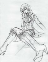 Sketch 02 - Alois by MC-Neko