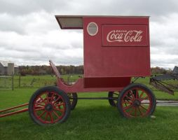 Coke Wagon by specialoftheweek