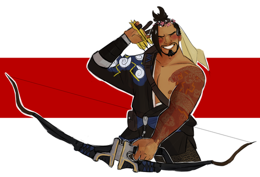 Hanzo by pfennings
