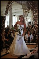 Bridal dress by Kinsley-Photography