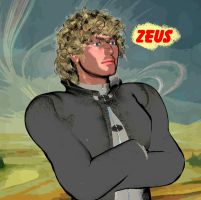 Zeus by omicronia