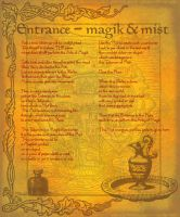 Book of Shadows 16 Page 2 by Sandgroan
