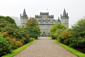 Inveraray Castle 1 - Scotland by wildplaces