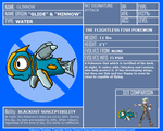 FakeDex Entry - Glinnow by UltimateRidley