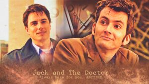 DOCTOR WHO JACK HARKNESS by Anthony258