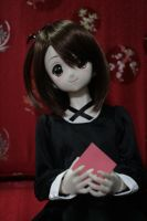 Yui 1st red packet on CNY eve by TanshinKun