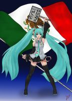 Proyecto MikuMex by angel211283