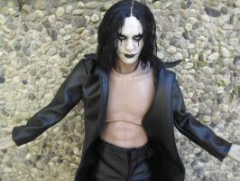 W.I.P Eric Draven - The Crow by Little-Psycho-Lilith