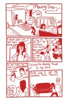 Moving Day page 1 of 2 by rosalarian