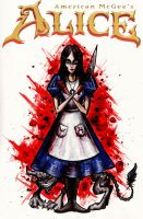 American McGee's Alice by K-Zlovetch