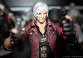 DANTE - Devil May Cry 4 by d1sarmon1a