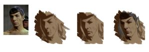Process - Spock by PageOHaraWriter