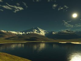Terragen - Autumn by duris