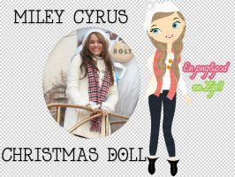 Miley Cyrus Doll-ByOlivia by OliviaColors