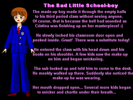 The Bad Little School-boy +003 by SissyDemi