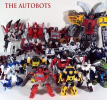 The Autobots by Unicron9