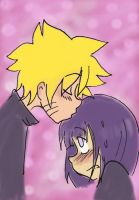 Naruto: A sweet moment by numbah3