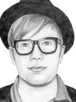 Patrick Stump by Mesymes