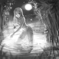 water fairy by andy5281